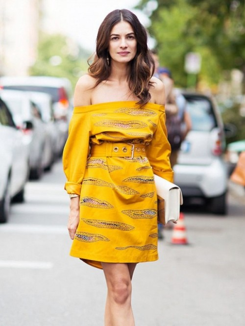 Chic And Stylish Ways To Wear An Oversized Belt