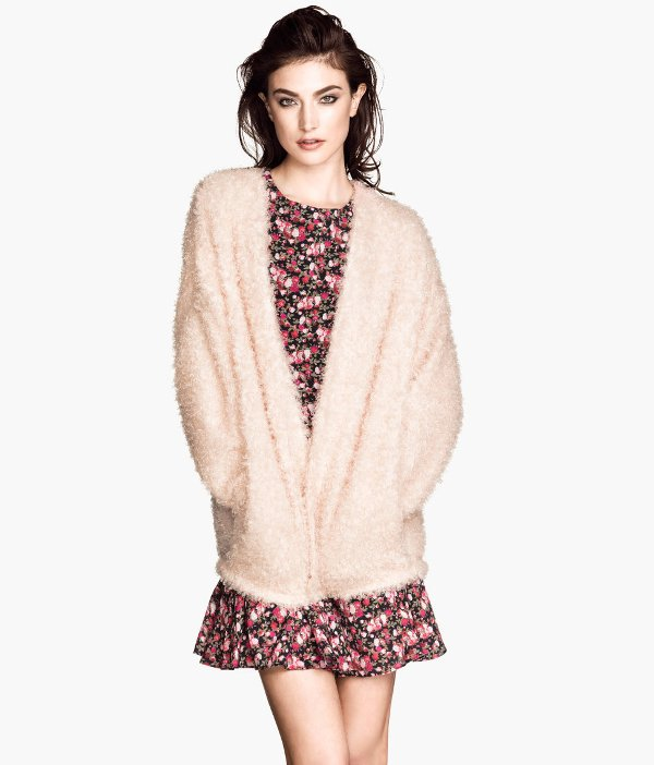 Picture Of cozy and chic looks with long cardigan to inspire  2