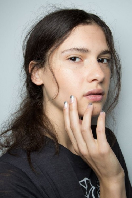 Trendiest Nail Art Ideas From Spring 2015 Fashion Week