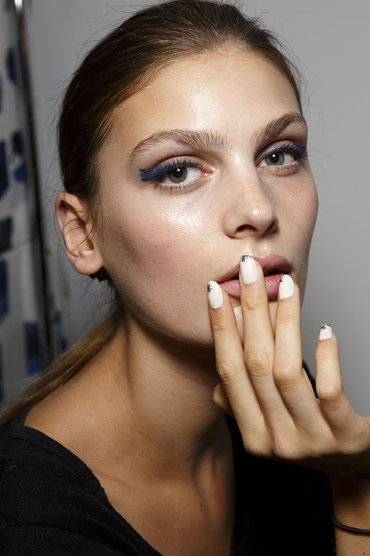 Picture Of trendiest nail art ideas from spring 2015 fashion week  2