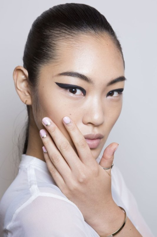 Picture Of trendiest nail art ideas from spring 2015 fashion week  3