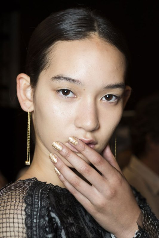Picture Of trendiest nail art ideas from spring 2015 fashion week  4