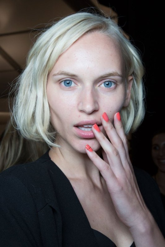 Picture Of trendiest nail art ideas from spring 2015 fashion week  6