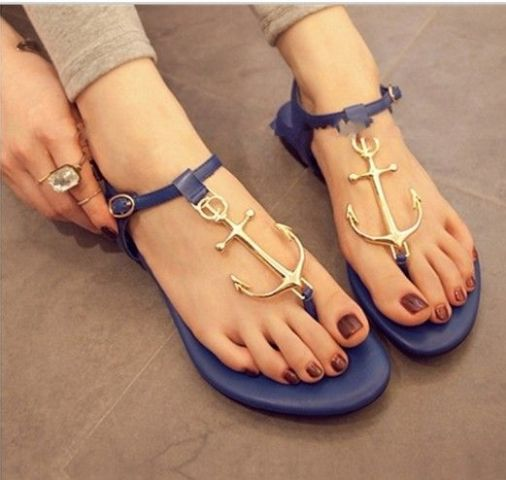 Picture Of Gentle And Feminine Sandals For This Summer 11