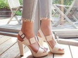 14 Gentle And Feminine Sandals For This Summer14