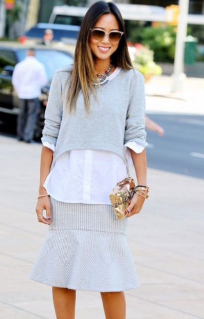 14 Stylish Ideas To Wear Layered Clothes