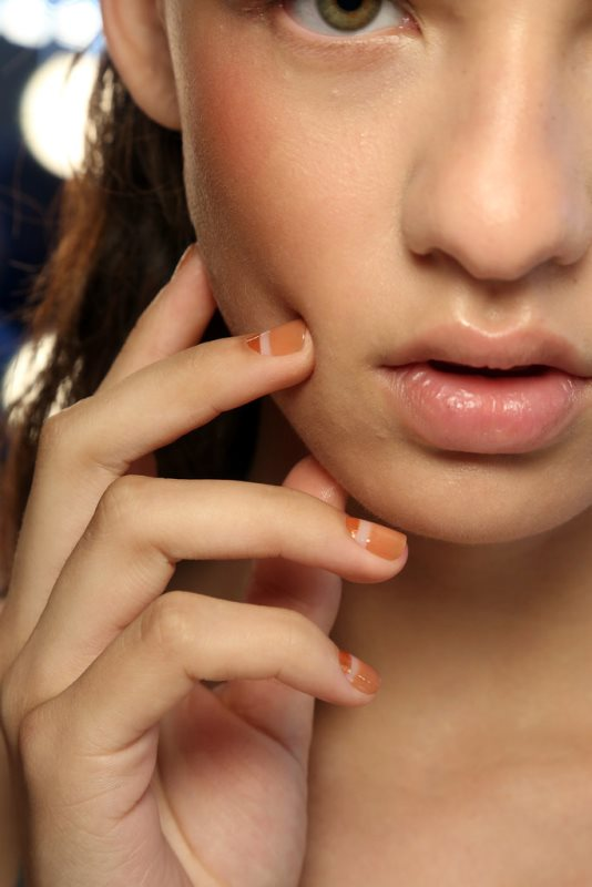 Picture Of main trends for fashionable summer manicure  3