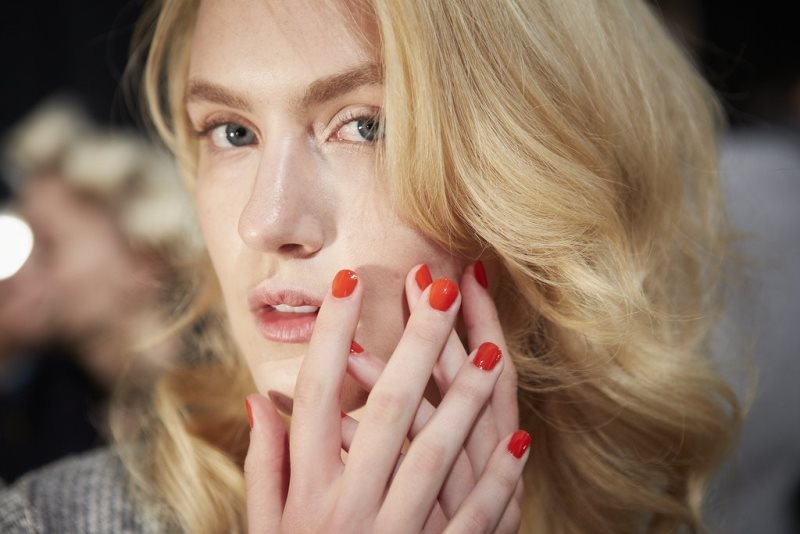 Picture Of main trends for fashionable summer manicure  7