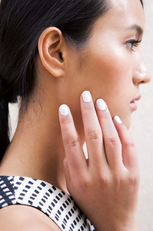 Picture Of main trends for fashionable summer manicure  8