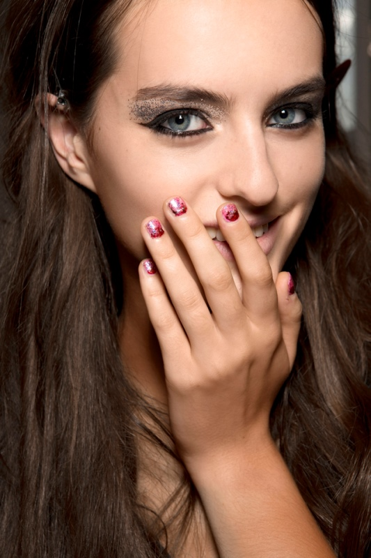 Picture Of main trends for fashionable summer manicure  9