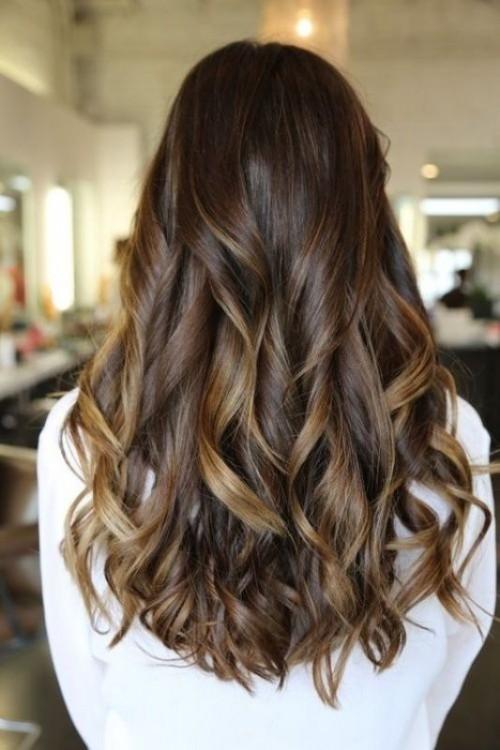 Sexy Summer Hair Highlights
