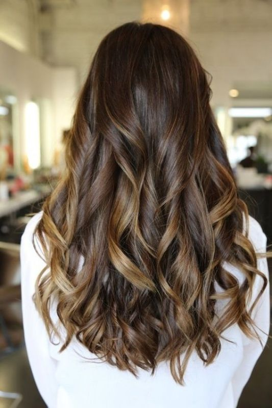 Picture Of Sexy Summer Hair Highlights 13