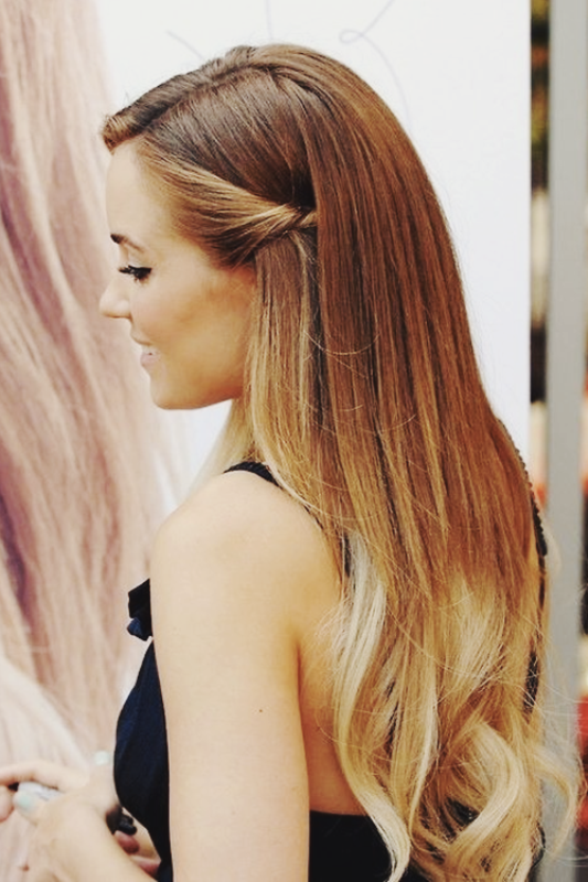 Picture Of sexy summer hair highlights  2