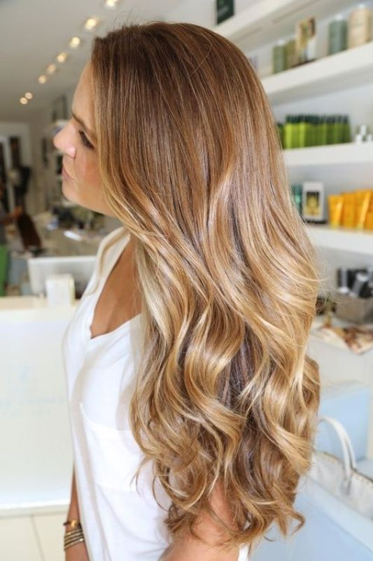 Picture Of Sexy Summer Hair Highlights 6
