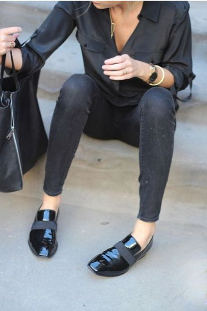 Picture Of Amazing Loafers For Your Everyday Summer Look 15