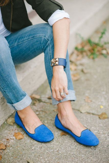 Picture Of Amazing Loafers For Your Everyday Summer Look 5