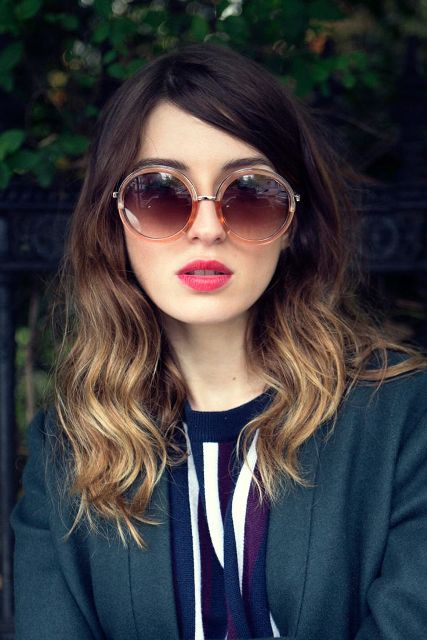 Awesome Ombre Effect Sunglasses For This Summer