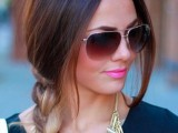 15 Awesome Ombre Effect Sunglasses For This Summer8