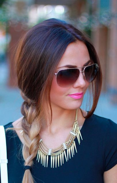 Picture Of Awesome Ombre Effect Sunglasses For This Summer 8
