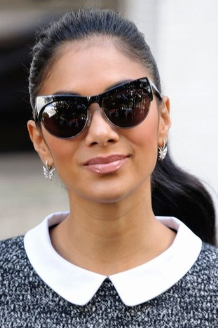 Beautiful Semi Rimless Sunglasses For This Season