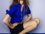 15 Chic Office Looks In Blue Shades2