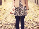 15 Cool Dress And Boots Combinations For Fall4