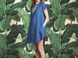 15 Denim Dresses For Girls This Spring12