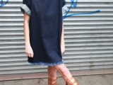 15 Denim Dresses For Girls This Spring14