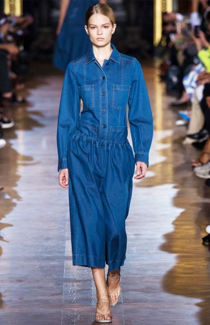 Picture Of Denim Dresses For Girls This Spring 8