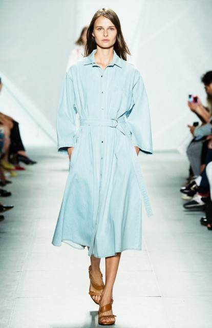 Picture Of Denim Dresses For Girls This Spring 9