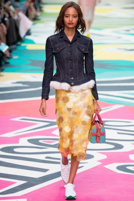 Extraordinary Ways To Wear Denim This Season