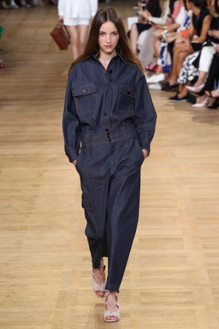 Picture Of Extraordinary Ways To Wear Denim This Season 7