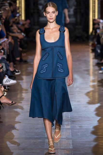 Picture Of Extraordinary Ways To Wear Denim This Season 9
