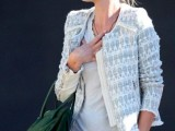 15 Fashionable Casual Fall Outfits With Cropped Jackets