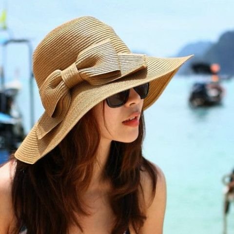 Picture Of Gorgeous Hat Ideas For This Summer 2