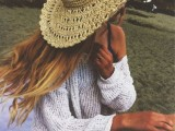 15 Gorgeous Hat Ideas For This Summer5