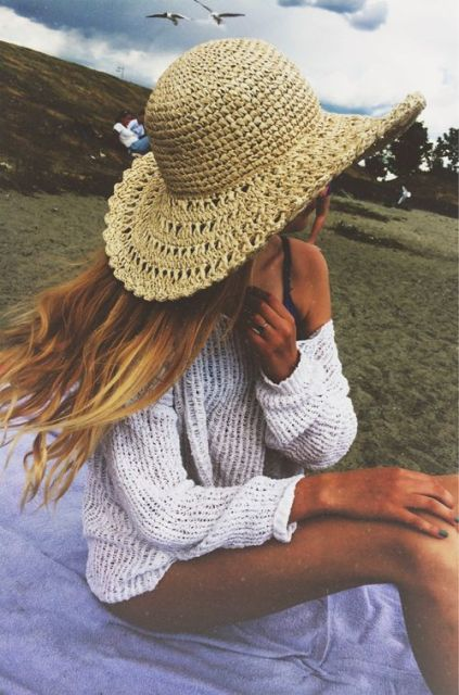 Gorgeous Hat Ideas For This Summer