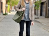 15 Inspiring  Ways To Wear Ankle Boots11
