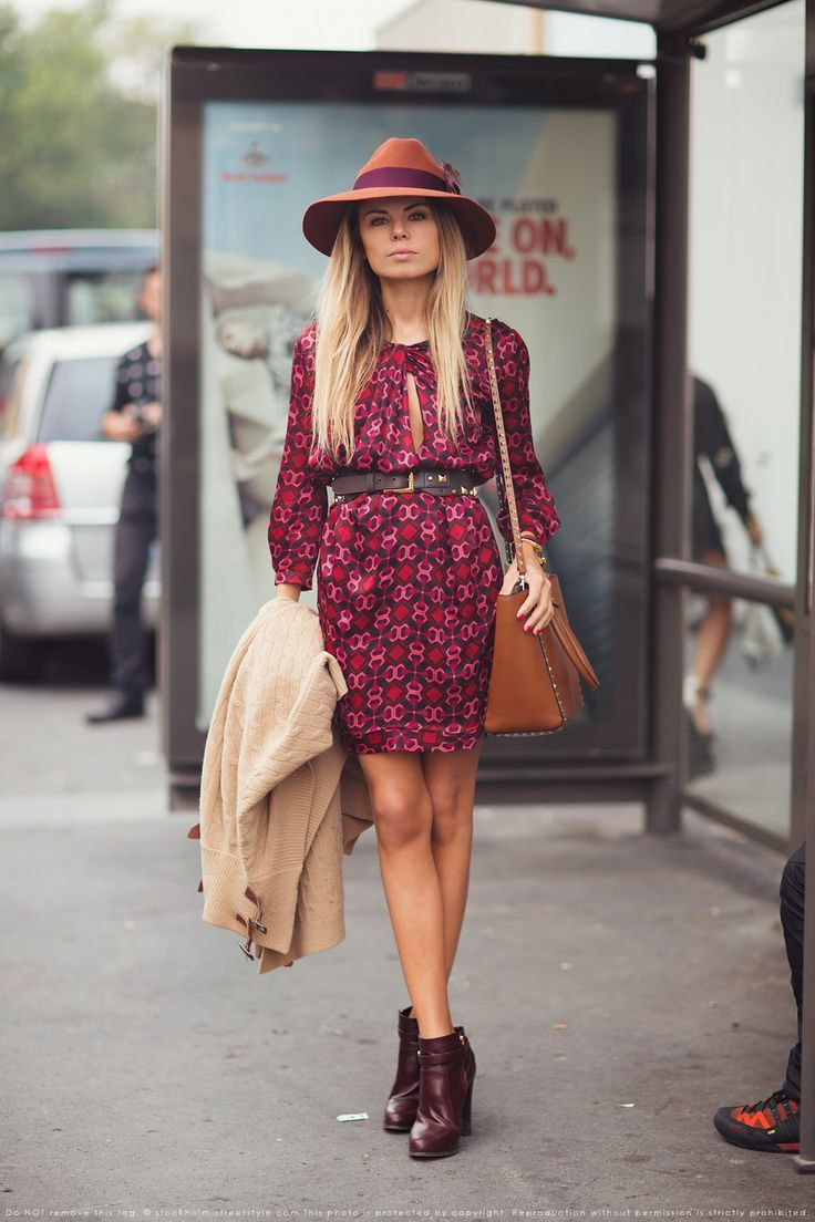 Picture Of Inspiring  Ways To Wear Ankle Boots 4