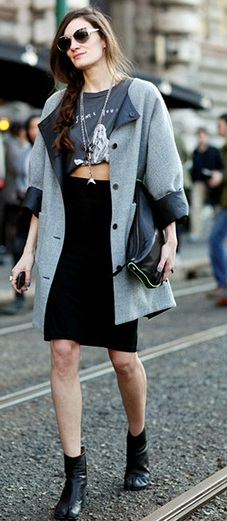 Picture Of Inspiring  Ways To Wear Ankle Boots 8