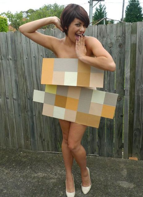 15 Original Halloween Costumes For Girls