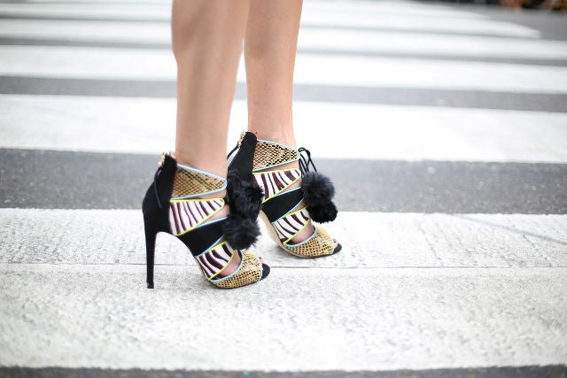 Picture Of Pom Pom Heels For Every Fashionable Girl  2