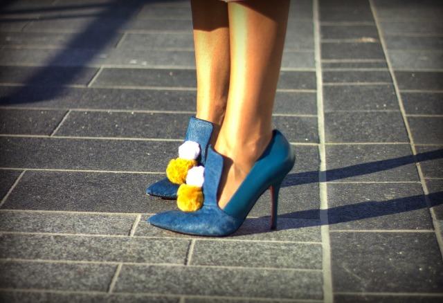 Pom Pom Heels For Every Fashionable Girl