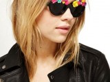 15 Romantic Flower Sunglasses For Summer11