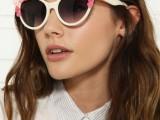 15 Romantic Flower Sunglasses For Summer5