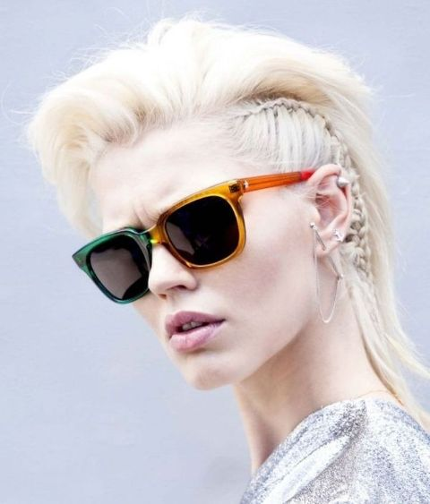 Picture Of Sexy Bright Framed Sunglasses For Summer 15