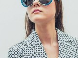 15 Sexy Bright Framed Sunglasses For Summer3