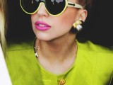 15 Sexy Bright Framed Sunglasses For Summer5