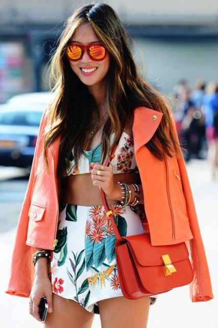 Picture Of Sexy Bright Framed Sunglasses For Summer 8