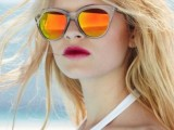 15 Sexy Looks With Mirrored Sunglasses14